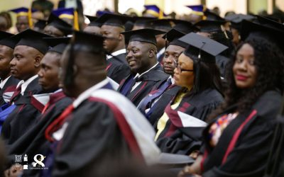 Accra Business School graduates 147 students at 8th congregation.